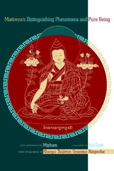 Tibetan Buddhism Maitreya's Distinguishing Phenomena And Pure Being: With Commentary By Mipham by Ju Mipham, http://www.amazon.com/dp/B001W0ZM00/ref=cm_sw_r_pi_dp_Q9ZZrb0SW9GPG  This transformation is brought about by virtue of seeing that, in samsara-in whatever form it may appear-there is no personal self and no essential component comprising phenomena.