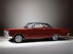 1964 Mercury Comet Cyclone Hardtop Coupe (27)