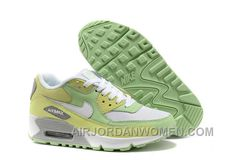 http://www.airjordanwomen.com/nike-air-max-90-womens-grassgreen-yellow-white-for-sale-wftpj.html NIKE AIR MAX 90 WOMENS GRASSGREEN YELLOW WHITE FOR SALE WFTPJ Only 68.89€ , Free Shipping!