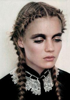 Women's Punk & Grunge Hairstyles 2014 (1)
