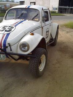 Baja Bug. Herbie!