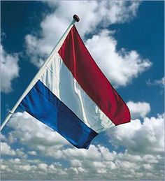 """Originally orange-white-blue, the Dutch flag first appeared in the century as a symbol of the resistance to Spanish rule."" The Dutch flag – Dutch Ministry of Foreign Affairs Kingdom Of The Netherlands, Holland Netherlands, Delft, Haiti, Dutch People, Dutch Language, Going Dutch, Thinking Day, 16th Century"