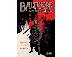 CATALONIA COMICS: BALTIMORE 1: LOS BARCOS DE LA PLAGA