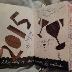 Podesłała Ola Kowalewska #zniszcztendziennikwszedzie #zniszcztendziennik #kerismith #wreckthisjournal #book #ksiazka #KreatywnaDestrukcja #DIY