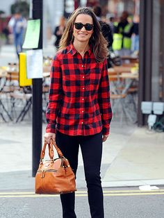 SUCH A PIPSTER! photo   Pippa Middleton