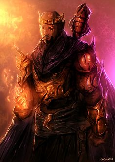 Fantasy Knight!! by geosis093