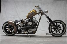 AMD World Championship, Independent Choppers, bike details & gallery