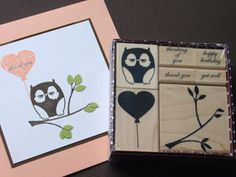This website has really cute stamping/card making ideas.