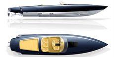 Ferrari 46' Sportboat Proposal
