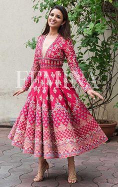 Celebs give us major Indian wear goals Indian Wedding Outfits, Bridal Outfits, Indian Outfits, Lehenga, Lehnga Dress, Anarkali, Sangeet Outfit, Mehendi Outfits, Indian Designer Outfits