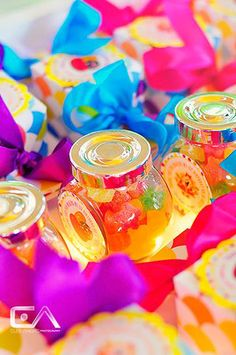 Candy Crush Birthday Party via Kara's Party Ideas | Kara'sPartyIdeas.com #candy #crush #birthday #party #supplies #ideas #buffet (12)