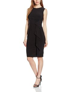 Coast Women's Curve Jersey 3/4 Sleeve Dress