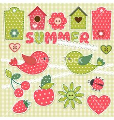 Summer vector 828010 - by Marta17 on VectorStock®