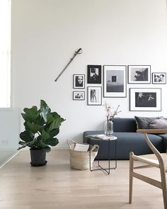 10 monochromatic modern Nordic-style living spaces to be inspired by