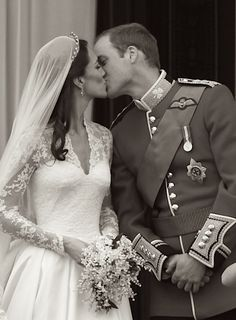 Happy Third Wedding Anniversary to The Duke and Duchess of Cambridge!