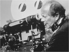 Nicholas Roeg. An incredible film maker in his day. The Man Who Fell To Earth, Walkabout, Performance, Don't Look Now...