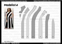 Modelista, Pattern Drafting, Couture, Fashion Sketches, Pattern Making, Dress Patterns, Sewing Patterns, Dressmaking, Designer Dresses