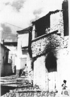 Un vecchio forno a legna a San Marco in Lamis