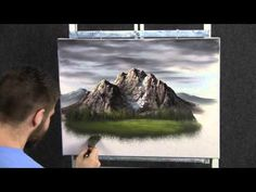Paint with Kevin Hill - Meadow of Flowers - YouTube