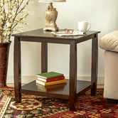 Found it at Wayfair - Sumter End Table