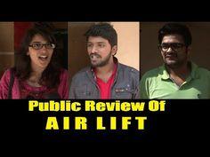 Public Review Of AIRLIFT movie | Akshay Kumar, Nimrat Kaur.