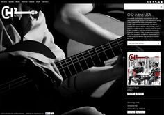 Home page of a pop group. One of the best flamenco pop guitar duos in the world. Music Websites, Color Palate, Ch2 News, How To Look Better, Web Design, Guitar, Good Things, Photo And Video, Colour