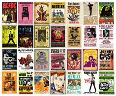 Best #concert a3 a4 60s 70s 80s 90s vintage posters rock #metal jazz #buy1get 2fr,  View more on the LINK: http://www.zeppy.io/product/gb/2/291787999066/