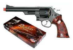 TSD Sports UG132 6 Inch Gas Powered Non-Blowback Airsoft Revolver (Black) UHC,http://www.amazon.com/dp/B001DHHPIO/ref=cm_sw_r_pi_dp_uO.wtb0Y5ZC78HVM