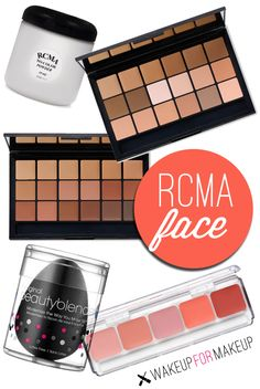 How to apply RCMA foundation and cream blush via Wake Up For Makeup. This is one of the best items in my freelance makeup artist kit!
