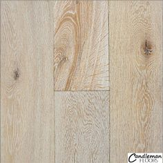 European White Oak  engineered hardwood - white washed Candleman Floors