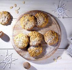 Mrkvové sušenky s ovesnými vločkami , Foto: archiv Emco Cereal, Food And Drink, Healthy Recipes, Healthy Food, Cookies, Breakfast, Fit, Healthy Foods, Crack Crackers