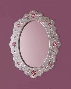 Tiara Diamond Princess Mirror by Judio9 on Etsy