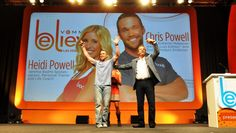 Love Chris powell - While living out of a car, Chris Powell set a goal (and tattooed it on his torso) that he will change the lives of 1 million people! He's on his way to accomplishing his goals because he believed!    Learn more about Vemma bode & why Chris BELIEVES. check out www.thechrispowellchallenge.com