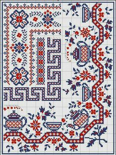 Thrilling Designing Your Own Cross Stitch Embroidery Patterns Ideas. Exhilarating Designing Your Own Cross Stitch Embroidery Patterns Ideas. Cross Stitch Borders, Cross Stitch Flowers, Cross Stitch Charts, Cross Stitch Designs, Cross Stitching, Cross Stitch Embroidery, Hand Embroidery, Cross Stitch Patterns, Blackwork