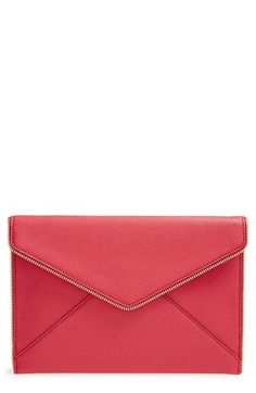 Rebecca Minkoff 'Leo' Clutch available at #Nordstrom