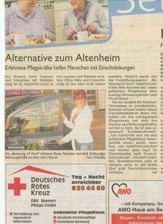 Weser Kurier First Aid