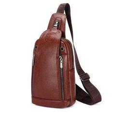 Genuine Leather Rucksack Crossbody Bags For Travel c5bcc93c4e367