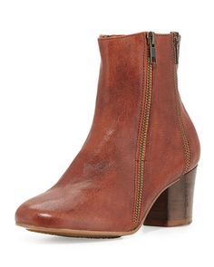 2428abc068f0 Kenneth Cole Lexington Leather Ankle Boot