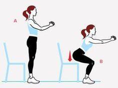 Les meilleurs exercices pour maigrir et raffermir vos muscles