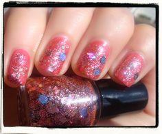 Nailderella: Haze Glaze Glinda