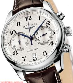 Longines Master Collection Chronograph - $2000