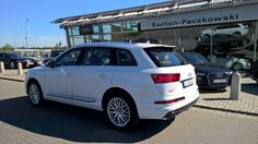 The new Audi Q7 #carleasing deal | One of the many cars and vans available to lease from www.carlease.uk.com