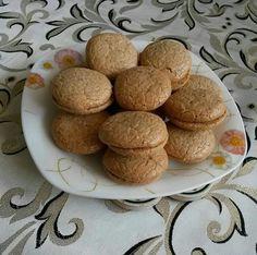 Badem ezmesi kurabiye