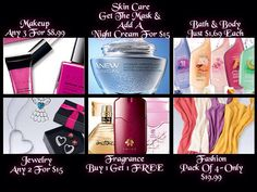 Get in on this sale on all your favs. Go to: www.youravon.com/lindabacho #avonrep