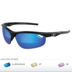 758736b01db The Amazing Quality Tifosi Veloce Interchangeable Lens Sunglasses - Clarion  Mirror Collection - Gloss Black