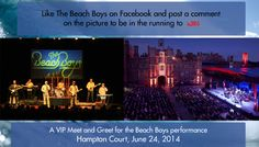 Beach Boys UK Competition | Flyer Designed by ME!!! @The Beach Boys