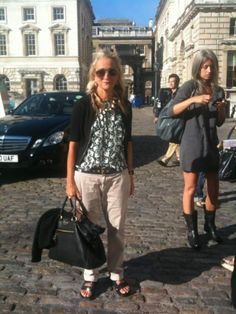 Lucinda Chambers - the Fashion Spot