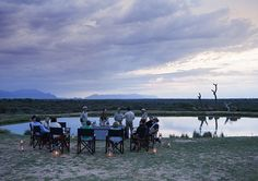 We would go to Camp Jabulani too, just to have a drink here! Outdoor Seating, South Africa, Camping, Drink, Mountains, Nature, Travel, Campsite, Beverage