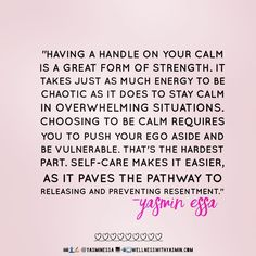 Having a strong handle on my calm is currently one of my top priorities in life. I don't see that changing anytime soon cause it's loaded with benefits in both this world and the next inshaAllah. I don't always get it right cuz I'm human but it's not about perfection. It's about sustainability and what you consistently do most of the time.. Benefits of staying calm... 1Improved relationships 2More self-trust 3Increased tawwakul (Divine reliance) 4More respect 5Surrounds you by more Angels…