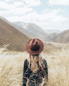 You belong amongst the golden grass...✨
